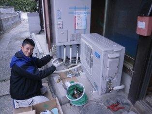 電気温水器設置状況 (1)
