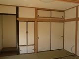 1階6畳和室後