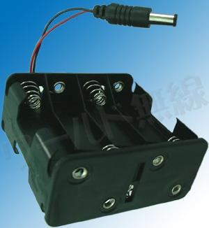 12V乾電池ボックス