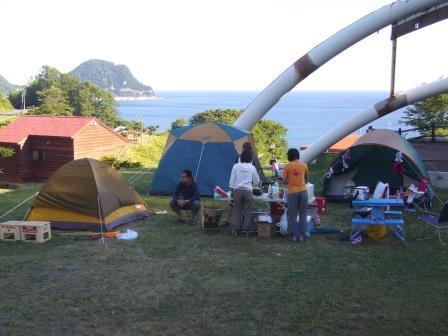 古平キャンプ