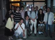 相川さんと懇親会後の一枚