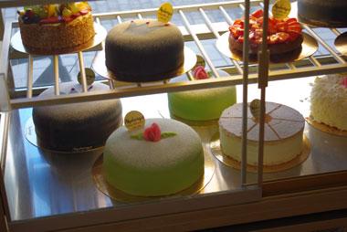 スウェーデンケーキ