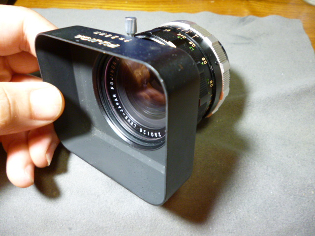 FUJINON28mm