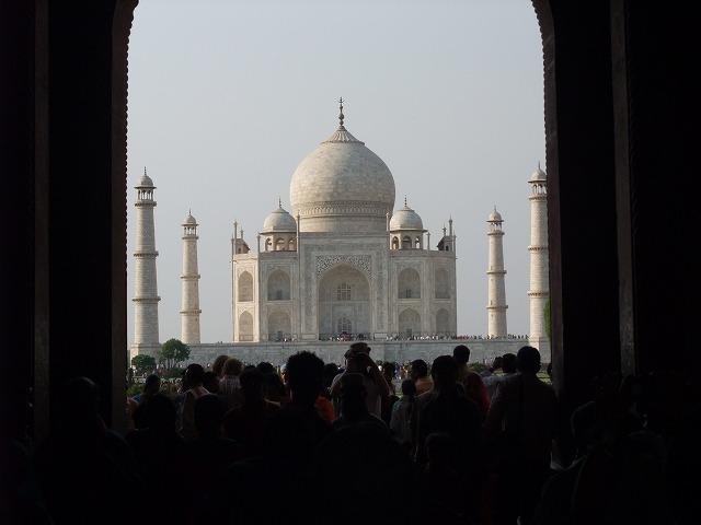 インド旅行 082
