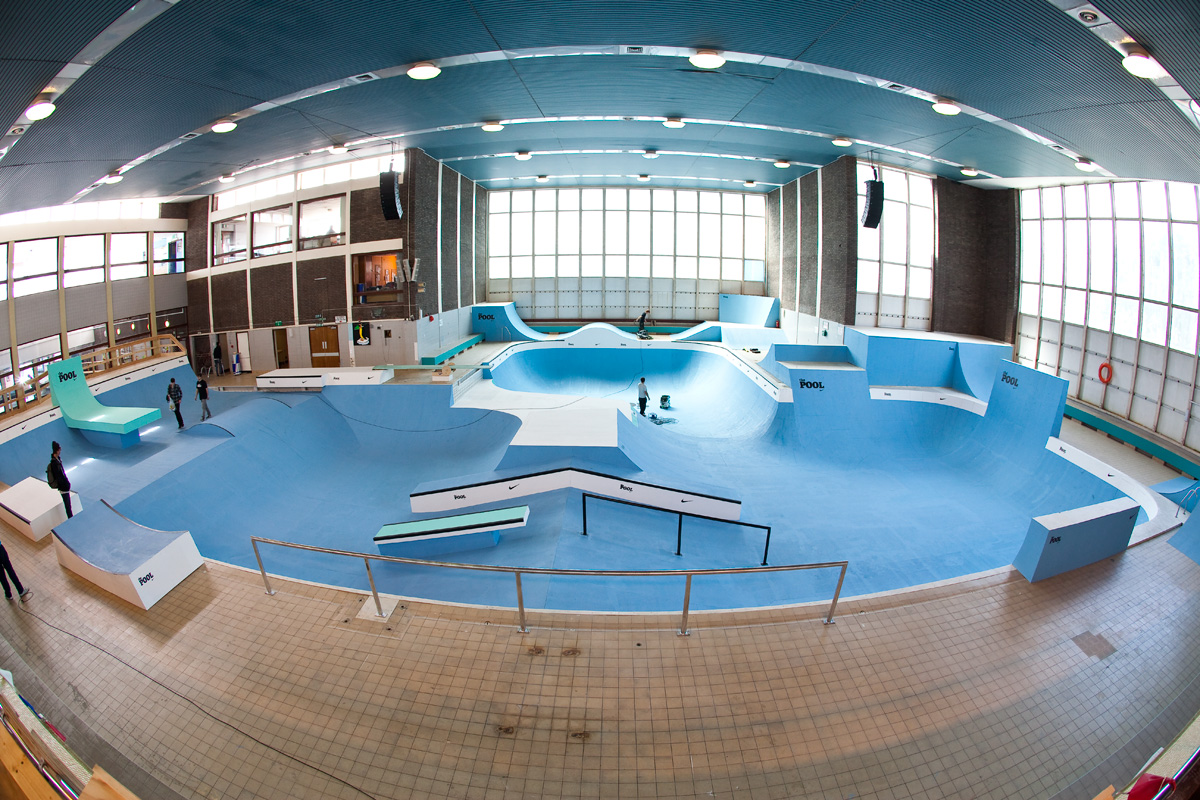 - The sky pool a deluxe adventure ...