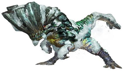 ボルボロス亜種