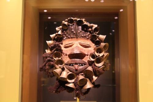 アフリカ美術館