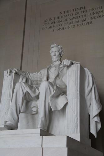 リンカーン・メモリアル