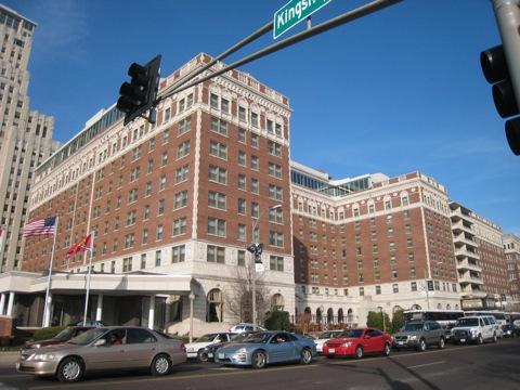 セントルイスホテル