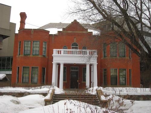 ルーサーフォードハウス