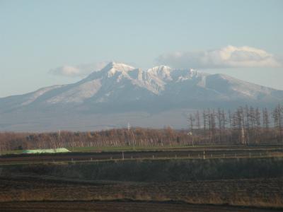 斜里岳11月20日