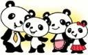 パンダ 家族