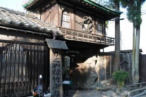かぐや姫竹屋敷