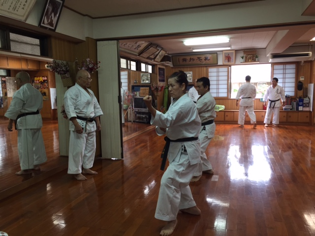 okinawa shorinryu karate kyudokan 20141129001