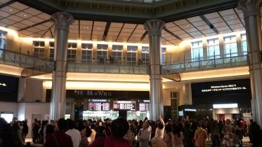 東京駅復刻駅舎 04