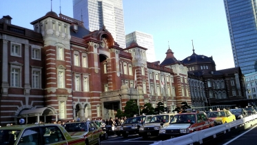 東京駅復刻駅舎 07
