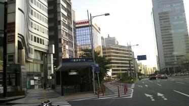東京駅八重洲1-21