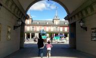 マヨール広場への門