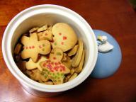 ぷにぷにクッキー