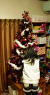 ぷにぷにクリスマスツリー