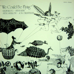 karin krog / we could be flying