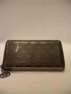 コーティングキャンバス財布