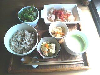 nijiiroランチ 11.04.01