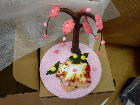 季節あそび桜