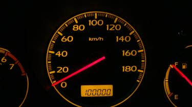 10万キロ!