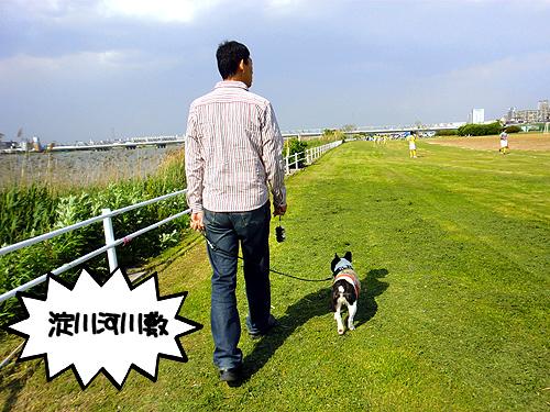 淀川河川公園海老江地区