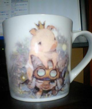 MHマグカップ