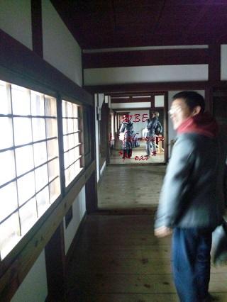 西の丸長局(百閒廊下)