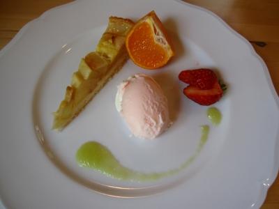 デザート。