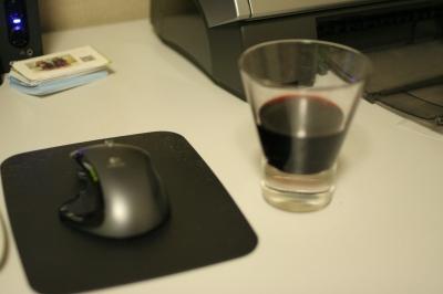 とりあえず、飲む。