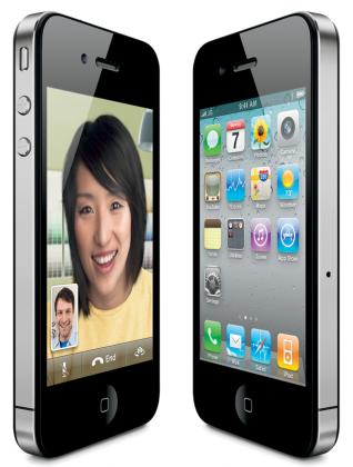 iphone4 face