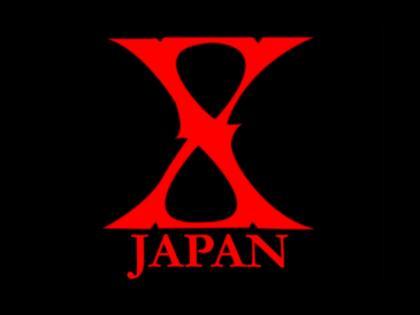X Japan redlogo