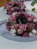 flower lesson wreath
