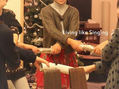 クリスマスパーティー④