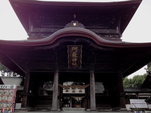 220730 阿蘇神社1