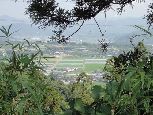220821 堅志田城跡5