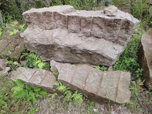 220925 馬門石石切場3