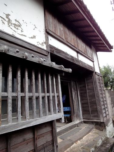 221009 中島家長屋門2