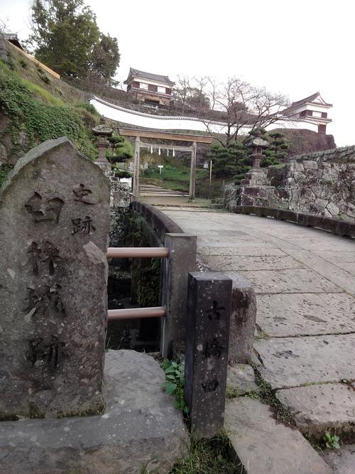 221009 臼杵城跡1