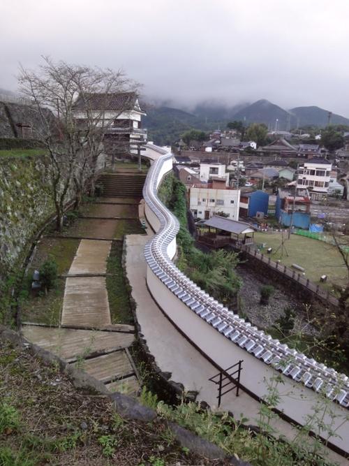 221009 臼杵城跡8