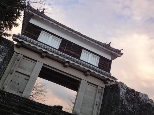 221009 臼杵城跡10