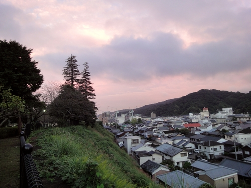 221009 臼杵城跡15