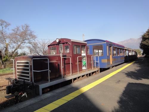 221120 阿蘇トロッコ列車5