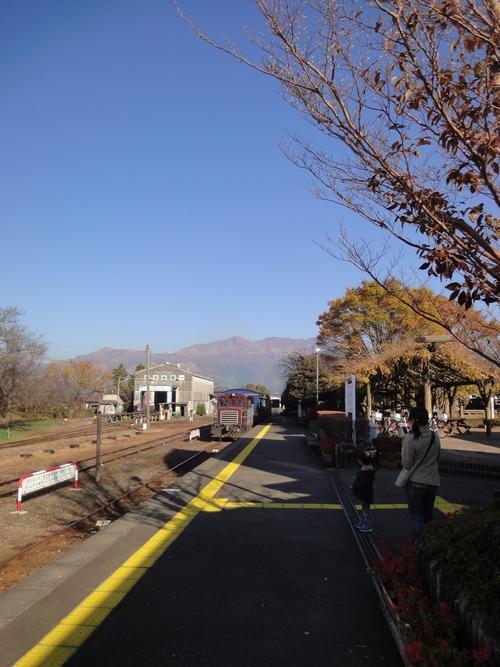 221120 阿蘇トロッコ列車4