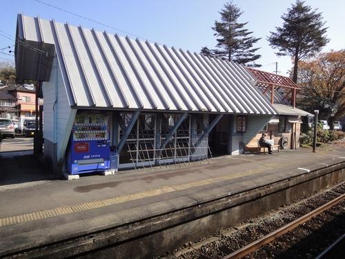 221120 阿蘇トロッコ列車9