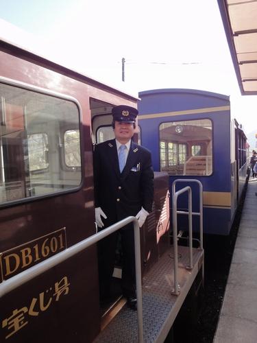 221120 阿蘇トロッコ列車20